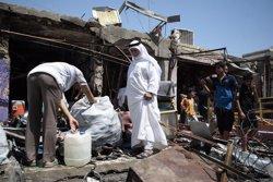 Foto: Gairebé 1.000 morts i més de 2.000 ferits per la violència a l'Iraq el març (STRINGER/IRAQ)