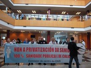 Foto: Madrid, Cataluña, Galicia y Baleares, las CCAA con una sanidad más privatizada (EUROPA PRESS)