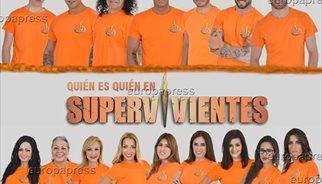 ¿Quién Es Quién En Supervivientes 2015?