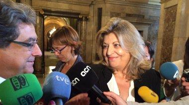 Foto: Millo no cree que la detención de Rato afecte al PP en las municipales (EUROPA PRESS)