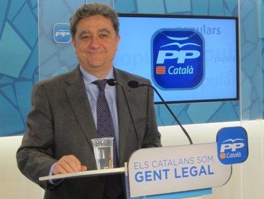 Foto: Millo no creu que la detenció de Rato afecti el PP en les municipals (EUROPA PRESS)