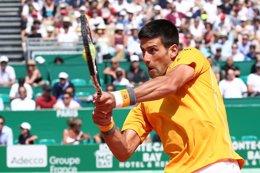 Foto: Djokovic no da opciones a Cilic en Montecarlo (MONTECARLO ROLEX MASTERS)