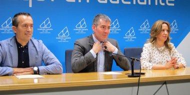 Foto: Archivan la causa judicial contra Clavijo en el 'caso Corredor' (EUROPA PRESS)