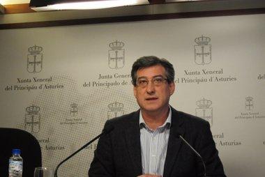 Foto: Prendes,  número 2 de la candidatura de Ciudadanos en Asturias encabezada por Nicanor García (EUROPA PRESS)