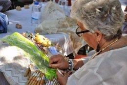 Foto: XXI Encuentro de Encaje de Bolillos en Fraga (AYTO)