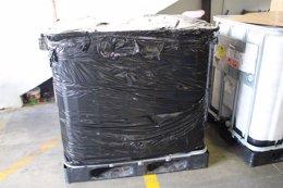 Foto: A prisión tres vecinos de Ceuta acusados de alijar 1.600 kilos de hachís (EUROPA PRESS/GUARDIA CIVIL)