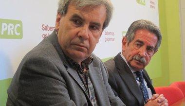 """Foto: Revilla, """"muy contento"""" con un equipo """"con capacidad para gobernar"""" (EUROPA PRESS )"""