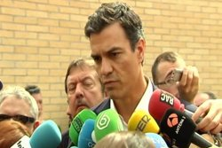 Foto: Sánchez repta al PP a demanar una comissió d'investigació sobre Rato (EUROPAPRESS)