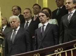 Foto: Zapatero reivindica l'Estatut com a millor solució per a Catalunya (CONGRESO)