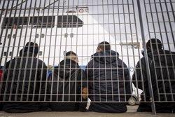 Foto: Naufraga un vaixell amb 700 immigrants a 190 quilòmetres de Lampedusa (JONATHAN HYAMS/SAVE THE CHILDREN)