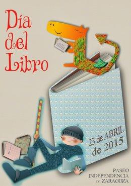 Foto: Más de un centenar de escritores en el Día del Libro (DGA)