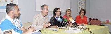 Foto: FAPAR pide más aulas de la red pública en Zaragoza (EUROPA PRESS)