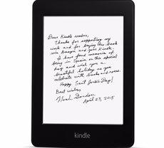 Foto: Amazon promourà la primera firma digital remota amb una vintena d'autors (AMAZON)