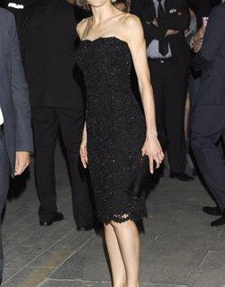 Foto: Letícia, molt 'woman' amb el seu nou look (IVAN DEL MONTE)