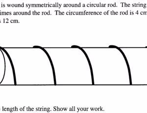 Problema de matemáticas del cilindro