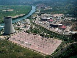 Foto: La central d'Ascó II es disposa a aturar la planta per una incidència en dos generadors (ANAV)