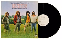 Foto: A subasta una de las mayores rarezas de Led Zeppelin (ZEPPELIN COLECTABLES)