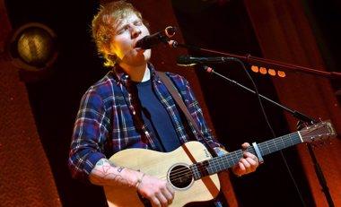 Foto: Ed Sheeran supera los 2.000 millones de escuchas en Spotify (GETTY)