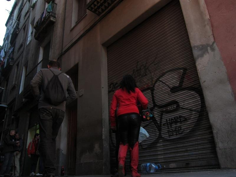 prostitutas benavente es legal la prostitución