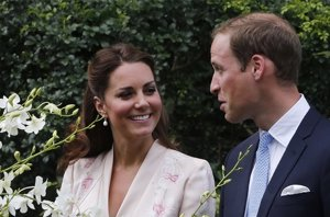 Foto: Preparados para la llegada del bebé de Kate Middleton  y  Guillermo (GETTY)