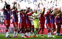 Foto: El Bayern pot cantar victòria aquest cap de setmana (KAI PFAFFENBACH / REUTERS)