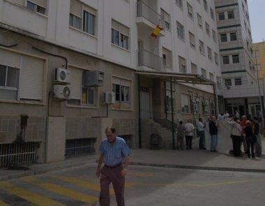 Foto: Ingesa y SAS negocian trato preferencial para pacientes de Ceuta (EUROPA PRESS)