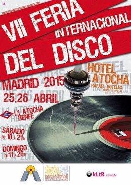 Foto: Tiendas de todo el mundo se citan en la VII Feria Internacional del Disco de Madrid (FERIA DEL DISCO)