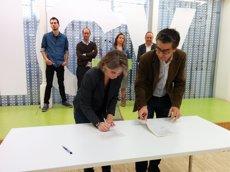 Foto: ICV i MES pacten 18 llistes conjuntes per a les eleccions municipals (EUROPA PRESS)