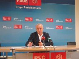 Foto: Pachi Vázquez reivindica a súa inocencia (EUROPA PRESS)