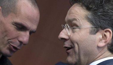 """Foto: El Eurogrupo pide en tono """"muy crítico"""" a Grecia que """"acelere"""" los trabajos sobre su plan de reformas (REUTERS)"""
