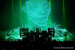 Foto: The Chemical Brothers muestran el primer avance de su primer álbum en 5 años (SÓNAR)