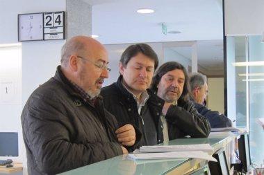"""Foto: Sindicatos agrarios esixen a """"nulidade"""" dos contratos lácteos asinados en 2015 (EUROPA PRESS)"""