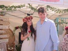 Foto: Demana la mà i 'casament express' en directe al Handmade Festival Barcelona (EUROPA PRESS)