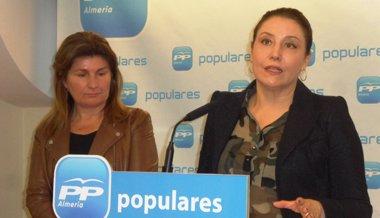 """Foto: PP-A reclama a Salud """"más contrataciones"""" y """"menos cierre de camas"""" (EUROPA PRESS/PP)"""