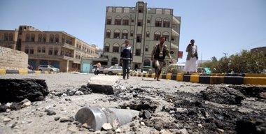 Foto: Más de 550 civiles han muerto desde que comenzó la guerra civil en Yemen (REUTERS)