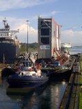 SACYR ESPERA OBTENER 430 MILLONES DE LAS RECLAMACIONES POR SOBRECOSTES DEL CANAL DE PANAMA