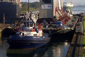 Foto: Sacyr espera obtener 430 millones de las reclamaciones por sobrecostes del Canal de Panamá (SACYR)