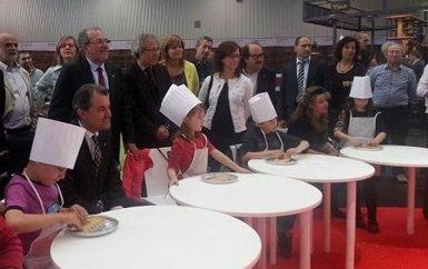 """Foto: Mas espera que hi hagi un """"gran quòrum"""" en les pròximes eleccions (GOVERN)"""