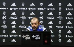 """Foto: Nuno: """"Espero un Granada competitivo"""" (VALENCIA CF)"""