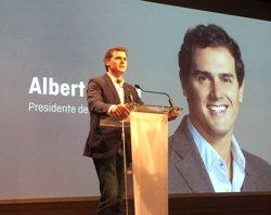 Foto: Rivera diu que les pròximes catalanes són autonòmiques (CIUDADANOS)