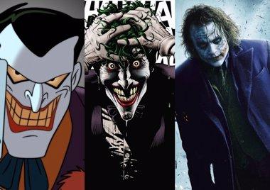 Foto: 10 Joker con mejor cara (o no) que el de Jared Leto (WARNER/DC)