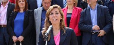 Foto: Camacho critica a Mas por sus desavenencias con Junqueras (PARTIDO POPULAR)