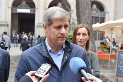 Foto: Alberto Fernández no vol que el Raval es converteixi en un