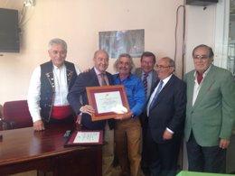 Foto: Gómez asiste a la entrega de premios del Día de Castilla y León (CAIB)