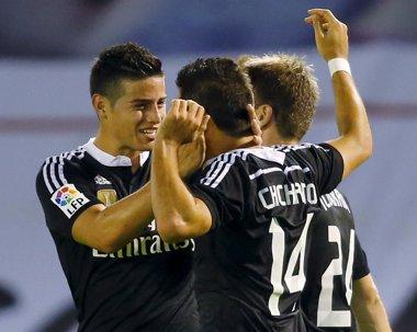 Foto: El efecto Chicharito mantiene al Madrid en la Liga (REUTERS)