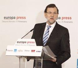 Foto: Rajoy, convençut que Espanya pot arribar als 20 milions de llocs de treball en la pròxima legislatura (EUROPA PRESS)
