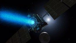 Foto: La nave Dawn inicia su misión científica en el planeta enano Ceres (NASA/JPL)