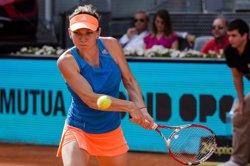 Foto: Halep arrabassa el segon lloc de la WTA a Sharapova en una setmana sense canvis per a les espanyoles (EUROPA PRESS)