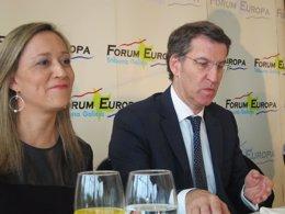"Foto: Feijóo se dice ""motivado, no preocupado"" por las encuestas (EUROPA PRESS)"