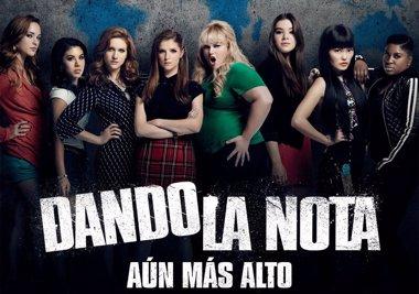 Foto: Concurso: Te invitamos a conocer a Anna Kendrick, protagonista de Dando La Nota - Aún Más Alto (UNIVERSAL)
